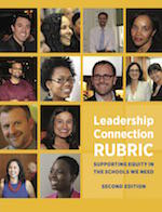 Leadership Connection Rubric Second Edition Cover Image
