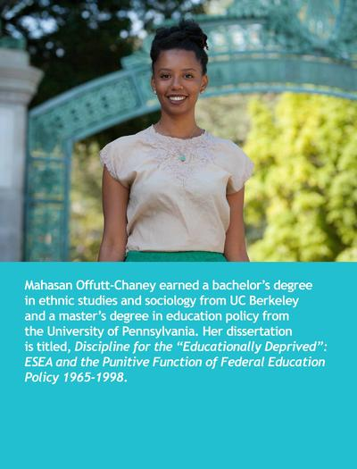 Spencer dissertation fellowship