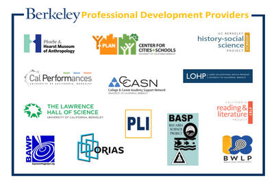 UCBPDP logos